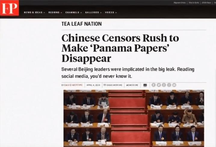 China Panama