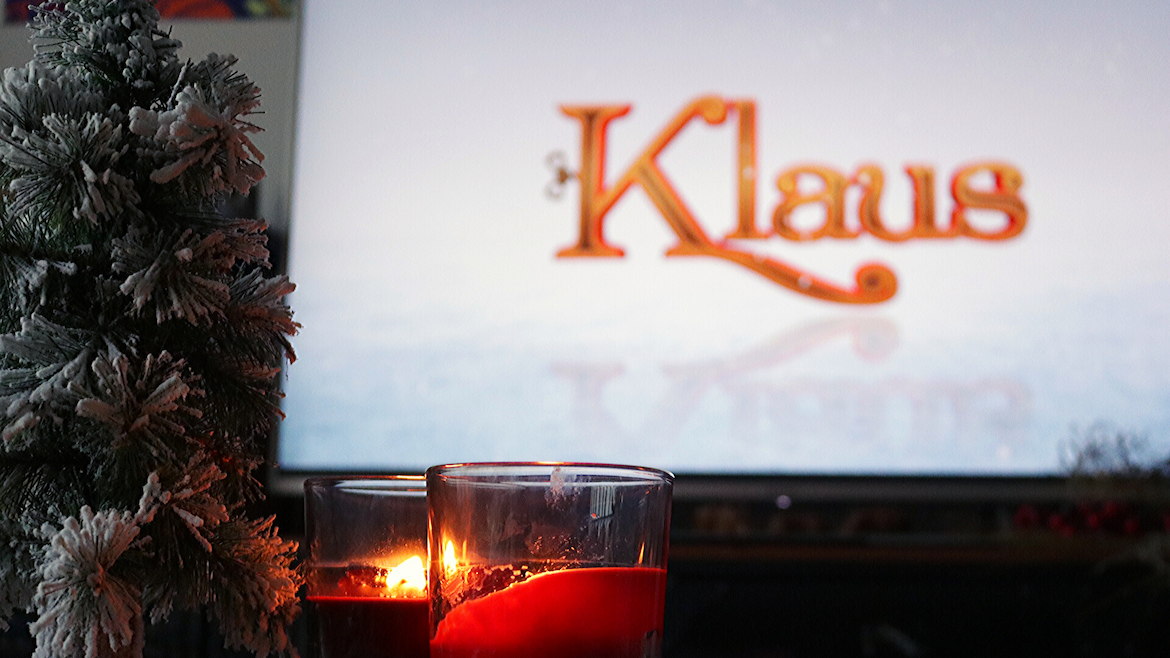 Our edictor Jade reviews new Christmas classics from Hollywood. This week; the nostalgic movie Klaus.