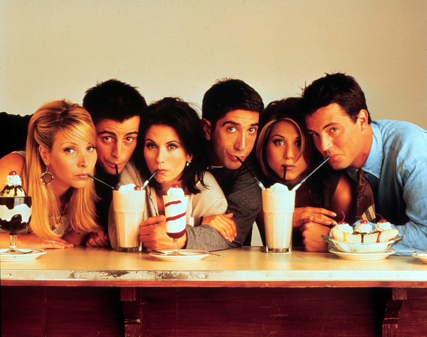 Friends is problematic