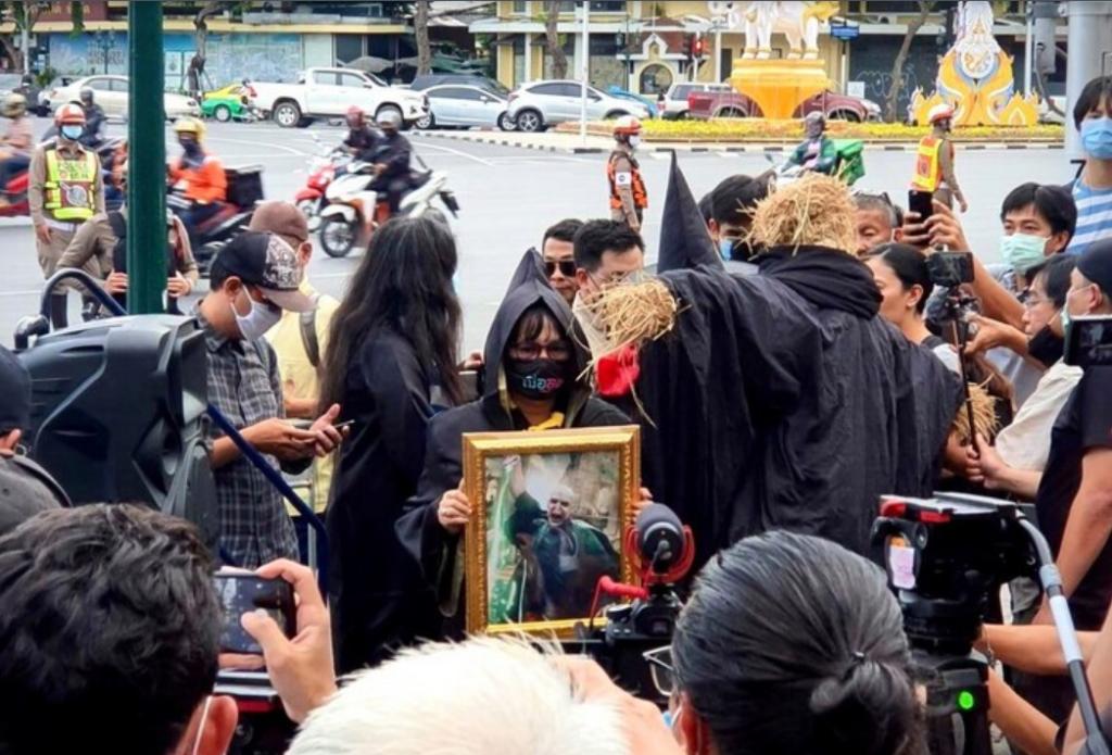 thai activism