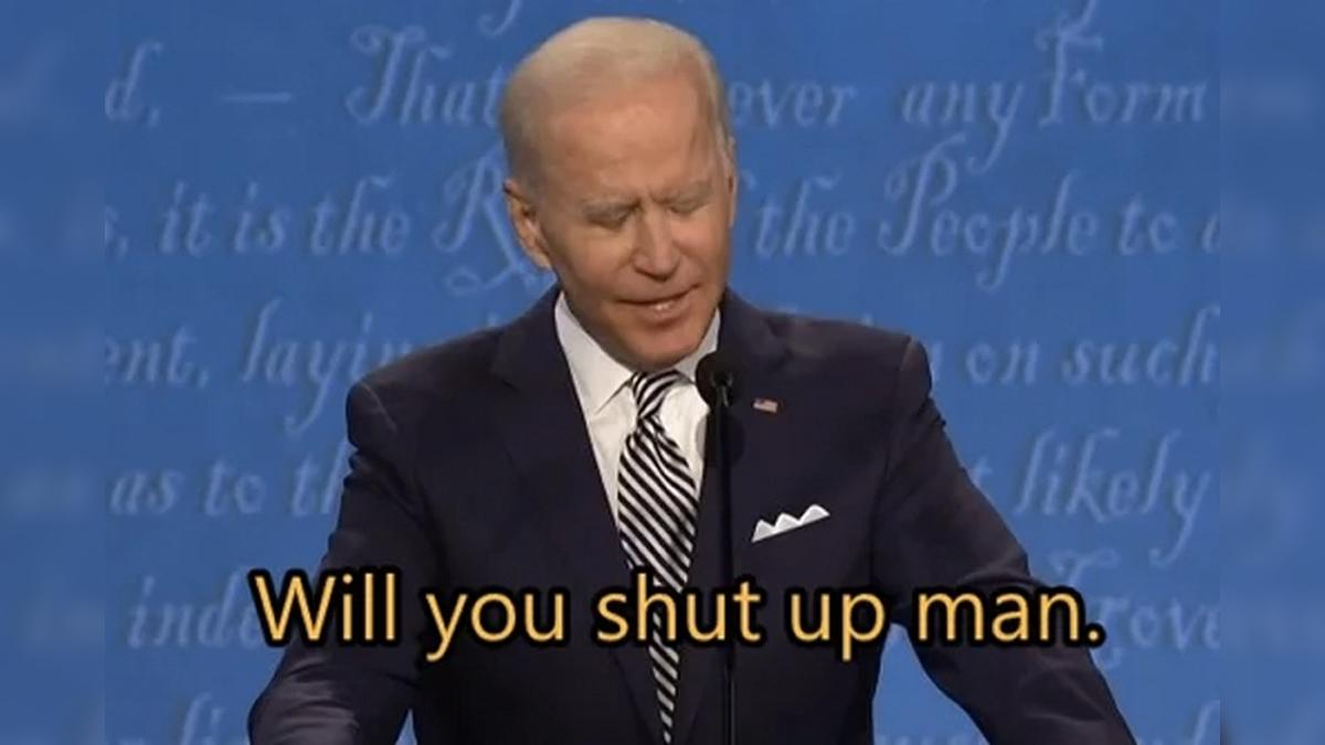 U.S. elections meme