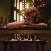 Queen's Gambit, review, addiction