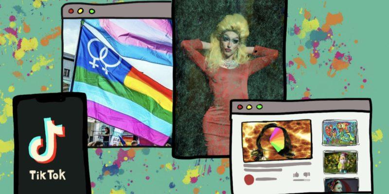 TikTok queer