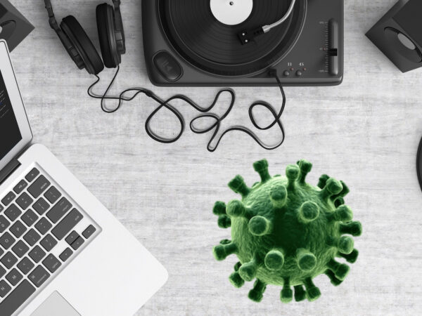 Music industry, Pandemic