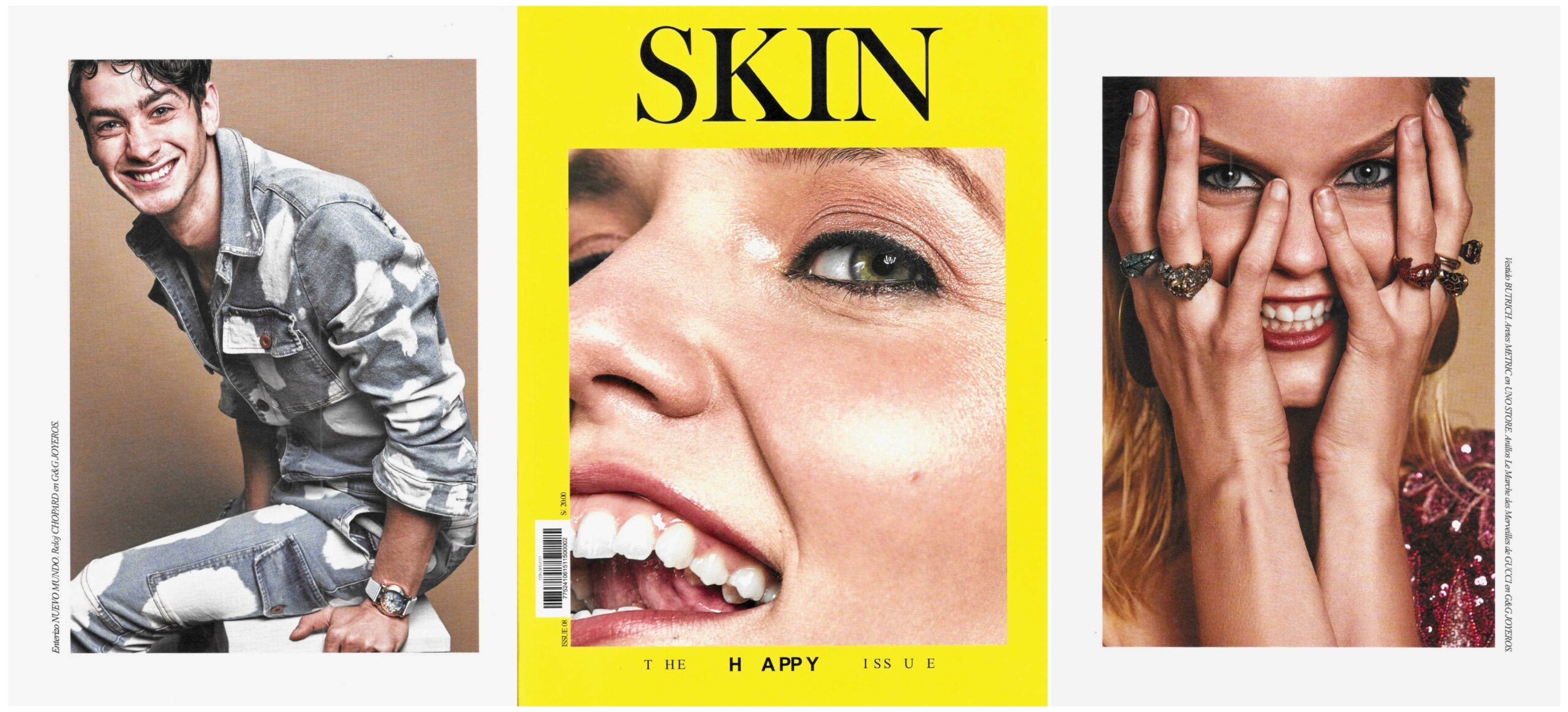 skin magazine