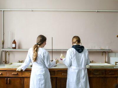 science, women