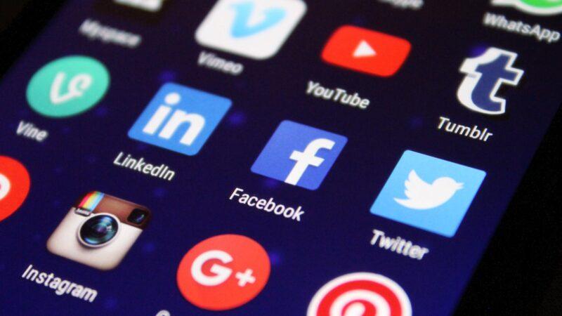 Social media applications