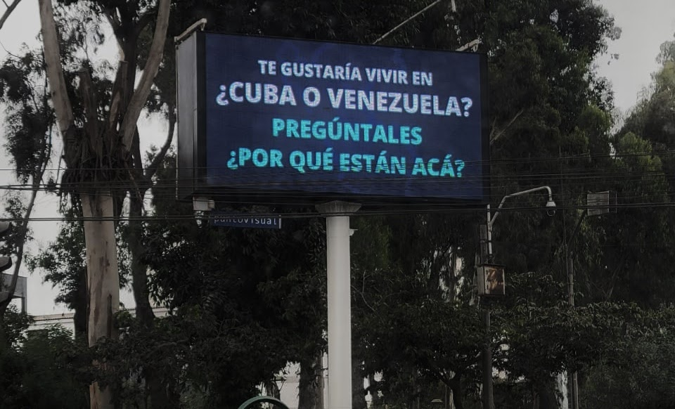 Advertising panels
